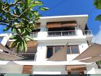 ..3 levels villa for 3 bedrooms (6 guest) for full privacy...