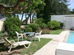 jardin niveau piscine