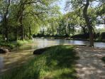Visite : Partage des eaux seuil de Naurouze