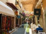 Explore the picturesque alleys of the Old Town