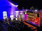 Il prestigioso Jazz Festival di Vitttoria,  dura dieci giorni, nella seconda metà di Giugno.