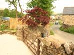 4 minute walk to Dent village pubs, cafes & shop.