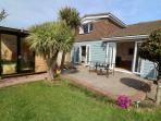 Croyde Holiday Cottages Sandy Shores Back Garden