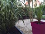 Studio Aliénor - la Rochelle - jardin privatif