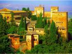 Wonderful Granada - the provincial capital.