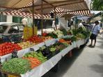 street market on sundays