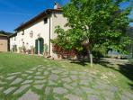 the farmhouse (colonica)