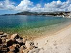 Beach in Okrug Gornji