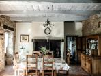 Dining Room - Comfortable for Six