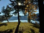 Lake Fyresvatn