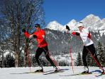 Cross Country Skiing in Ramsau am Dachstein