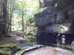 Devil's Den is cool