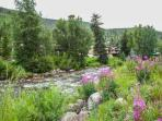 Meadow Creek Townhomes are conveniently located in West Vail just 3 miles from Vail Village.