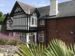 A property full of character close to the town centre and harbour.