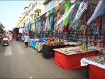 Ciudad de Formentera mercadillo