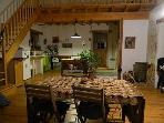 Salle à manger & cuisine