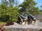 Historic Cannons