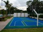 Basketball Court Sports Club