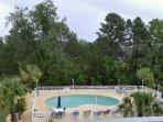 Pool from Deck