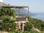 Villa Alme: Luxury villa with private pool and stunning sea view in a quiet, pictoresque village