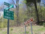The road to your vacation stay - one road, many names!