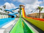 50 foot drop water slides