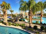 The Oasis Clubhouse - the lazy river