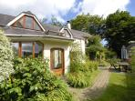 Newport Pembrokeshire self catering cottage for 6 - pets welcome