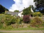 Rural retreat near Newport Pembrokeshire