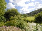 Gwaun Valley holiday home with magnificent grounds and water garden