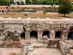 Ancient Agora of Thessaloniki - 9min away - 717m on foot