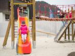 Outdoor-Spielplatz mit vielen Möglichkeiten