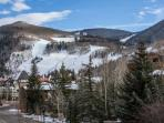 Within walking distance to Vail Village.