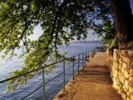 Lungomare promenade