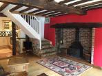 Cottage 1 - Inglenook