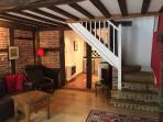Cottage 1 - Lounge/Kitchen