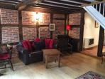 Cottage 1 - Lounge
