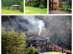 300 acre Mountain Retreat. 2 Rms. 3 private cabins