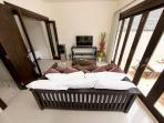 Villa 3 - Living room