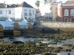 Old city of Tavira