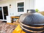 Kamado Joe charcoal grill