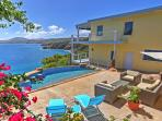 Have the ultimate Virgin Islands getaway at this stunning St. Thomas vacation rental apartment!