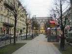 50 meters to Nevsky prospect