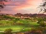 Golf at Neighboring Pointe Resort (view #2)