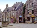Locronan medieval village - 15 km away from the house