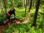 Our sports: Mountain biking