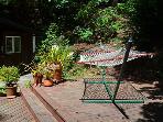 Modern Zen, Hammock, Lovely outdoor seating areas