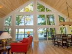 New Construction Waterfront Home On All-sport Para