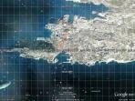 Location in the city of Split