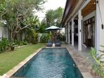 Villa Romantica - large pool, beautiful villa and great tropical garden.